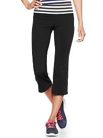 GapFit gFlex striped capris