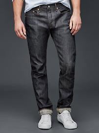 AUTHENTIC 1969 slim fit jeans (Japanese selvedge)