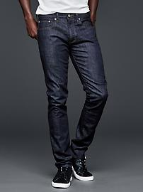 1969 skinny fit jeans (resin rinse wash)