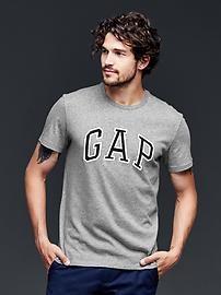 Arch logo graphic T-shirt