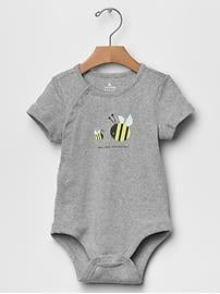 Bee family bodysuit