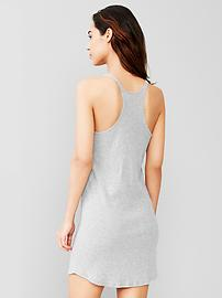 Pure Body Essentials ribbed nightie