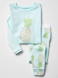 Pineapple sleep set