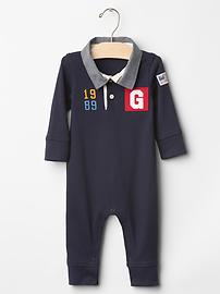 Rugby one-piece
