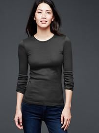 Pure Body Essentials modal crewneck top