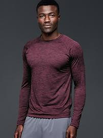 Urban Active colorblock crew t-shirt