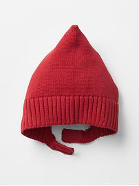 Red-riding-hood sweater hat