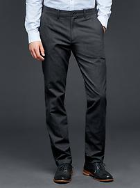 Herringbone pant (slim fit)