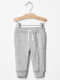 Jersey lined pants