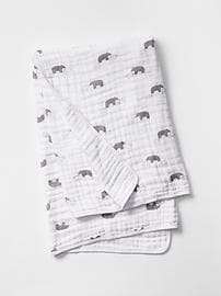 babyGap x aden + anais&#174 organic collection dream blanket