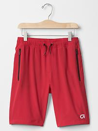 GapFit kids swim-to-sport shorts