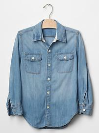 1969 denim shirt