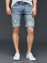 1969 authentic denim shorts (28cm)