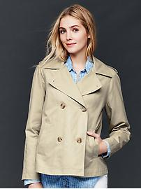 A-line crop trench