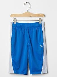 GapFit kids mesh-panel shorts
