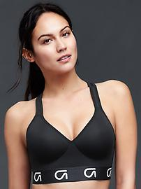 Hight impact padded sports bra