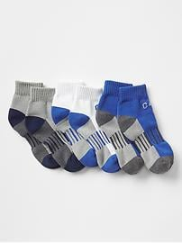 Coolmax&#174 athletic socks (3-pack)