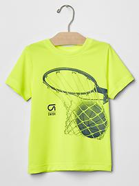 GapFit toddler sport graphic trainer tee