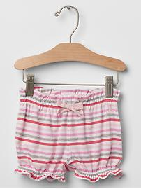 Bow bubble shorts