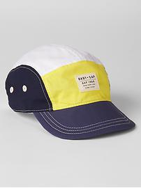 Lemonade stand baseball hat