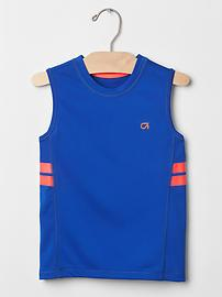 GapFit toddler muscle tank