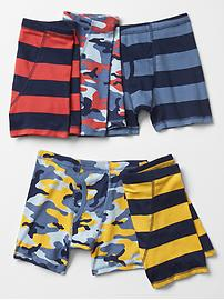 Camo trunks (5-pack)
