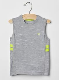 GapFit toddler heather muscle tank