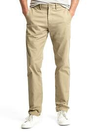 The gap khaki (slim fit)