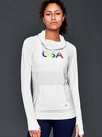 Summer sports Breathe hoodie