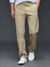 The gap khaki (straight fit)