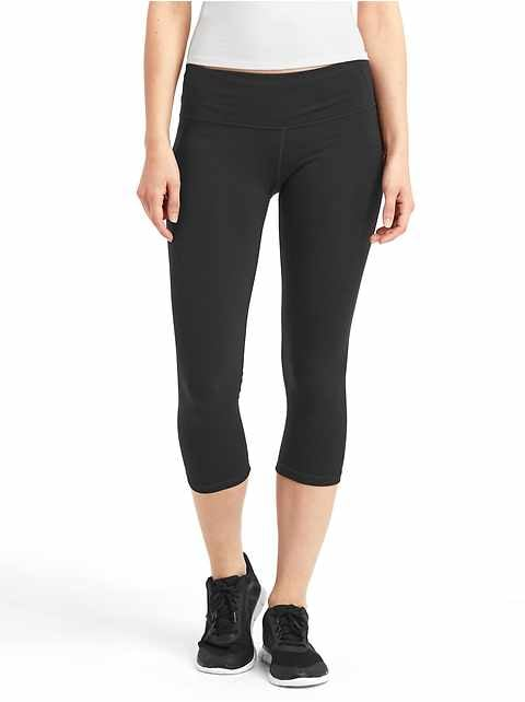 GapFit Blackout Technology gFast capris