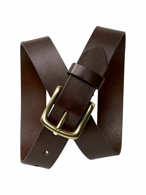 Leather belt (キッズ)
