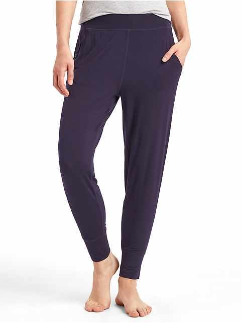 Pure Body Essentials modal pants
