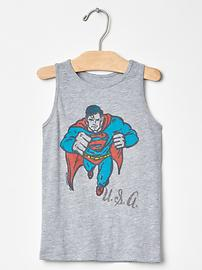 Junk Food&#153 superhero graphic tank