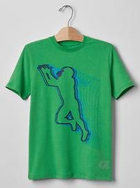 GapFit kids summer of sports tee