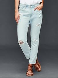 ORIGINAL 1969 destructed boyfriend jeans