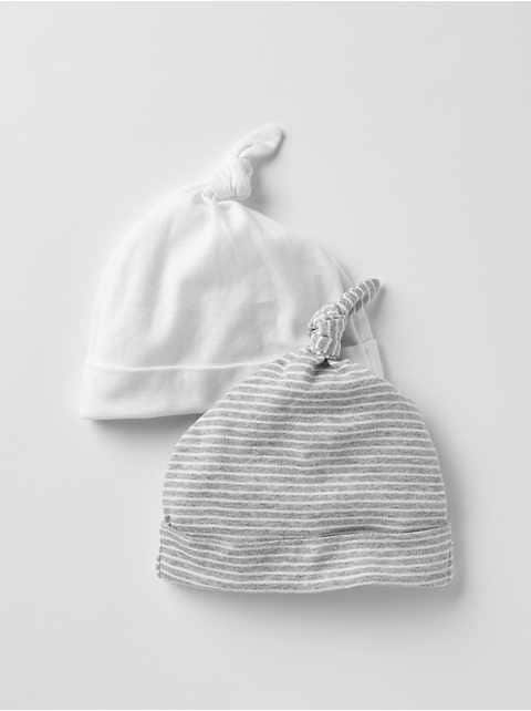 Favorite knot hat (2-pack)