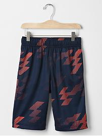GapFit kids geo summer sport shorts