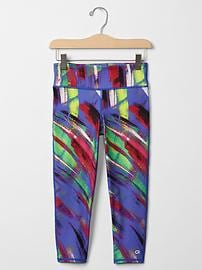 GapFit kids ombre sport leggings