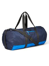 Nylon packable duffel bag