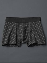 Stripe stretch trunks