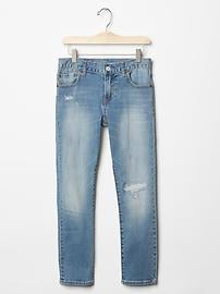 1969 rip & repair superdenim slim jeans