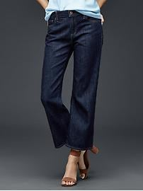ORIGINAL 1969 wide-leg crop jeans