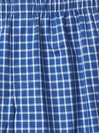 Windowpane boxers