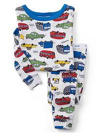 City traffic sleep set