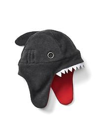 Pro Fleece shark hat