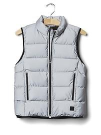 ColdControl Max reflective quilted vest