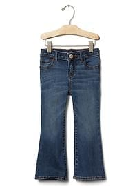 1969 high stretch skinny flare jeans