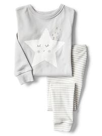 Organic star sleep set