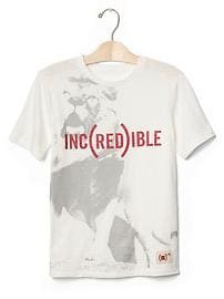 GapKids x (RED) graphic tee